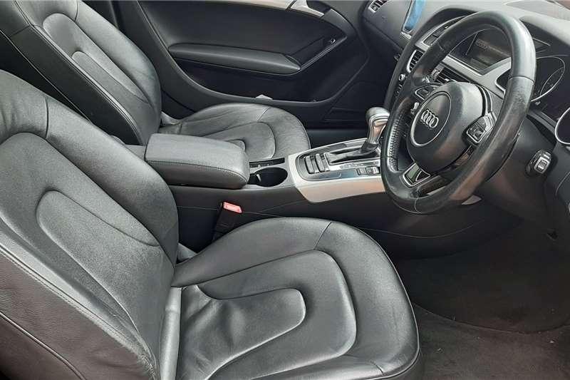 2014 Audi A5 A5 coupe 2.0TDI quattro