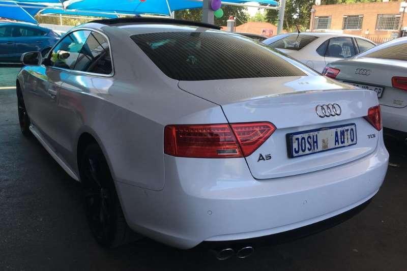 Audi A5 coupe 2.0TDI quattro sport 2014