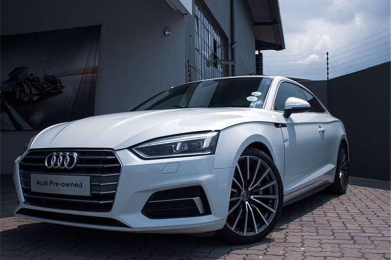 Audi A5 coupe 2.0TDI sport 2017