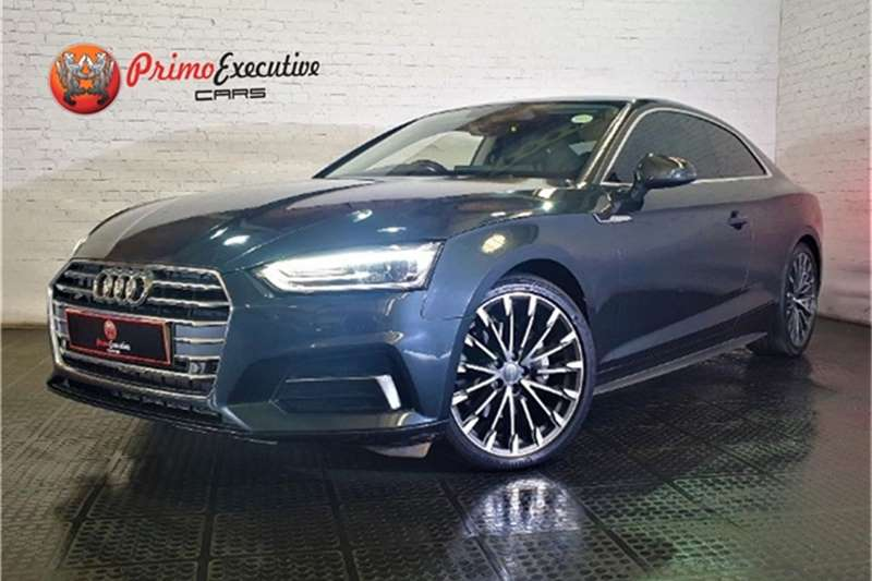 Used 2018 Audi A5 coupe 2.0TDI sport