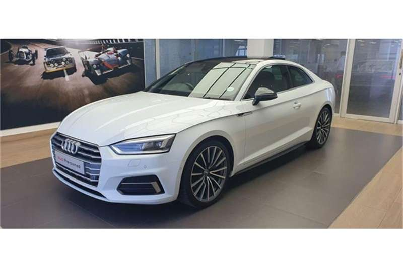 Audi A5 Coupe 2.0TDI Sport 2019
