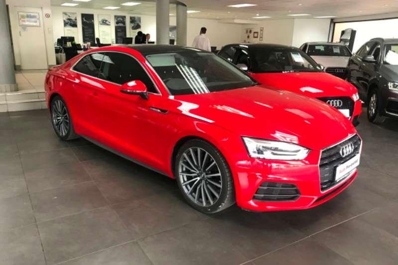 Audi A5 coupe 2.0TDI sport S line sports 2018