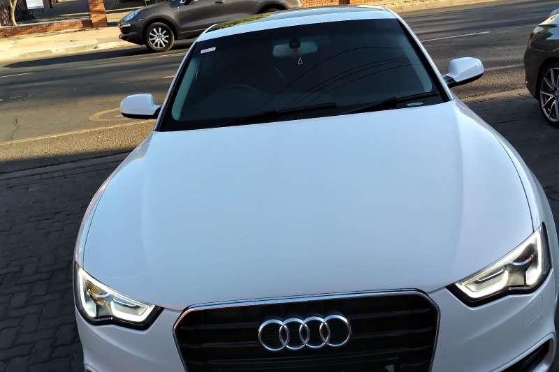 Audi A5 coupe 2.0TFSI 2016
