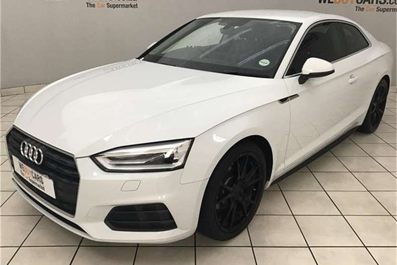 Audi A5 coupe 2.0TFSI 2017