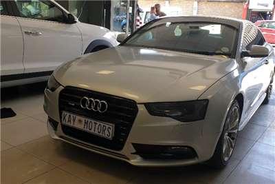 Audi A5 coupe 2.0TFSI quattro sport 2013