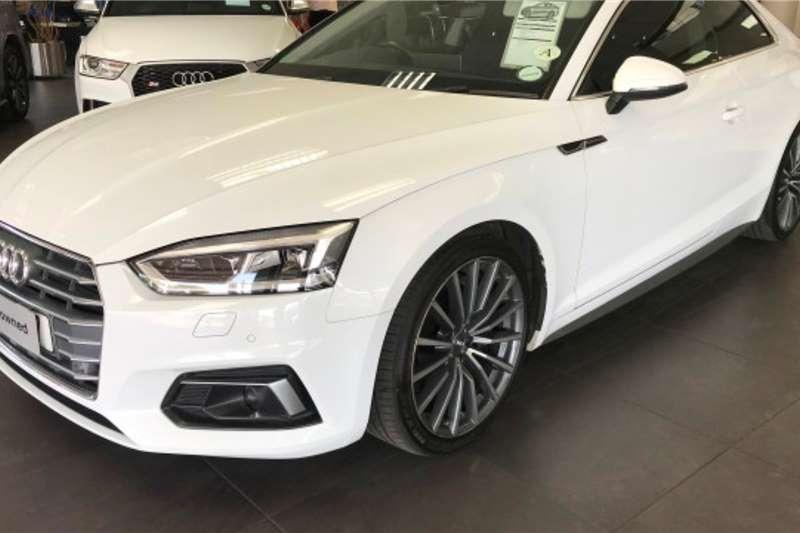 Audi A5 coupe 2.0TFSI quattro sport 2017