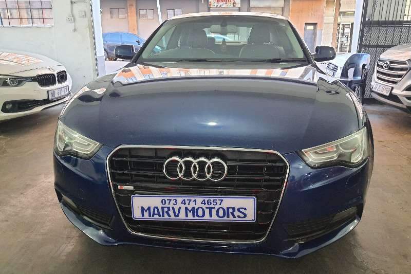 Used 2012 Audi A5 coupe 2.0TFSI sport S line sports
