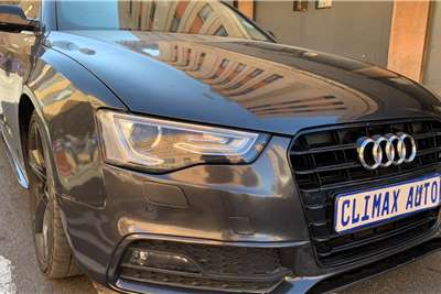 Used 2015 Audi A5 coupe 2.0TFSI sport S line sports