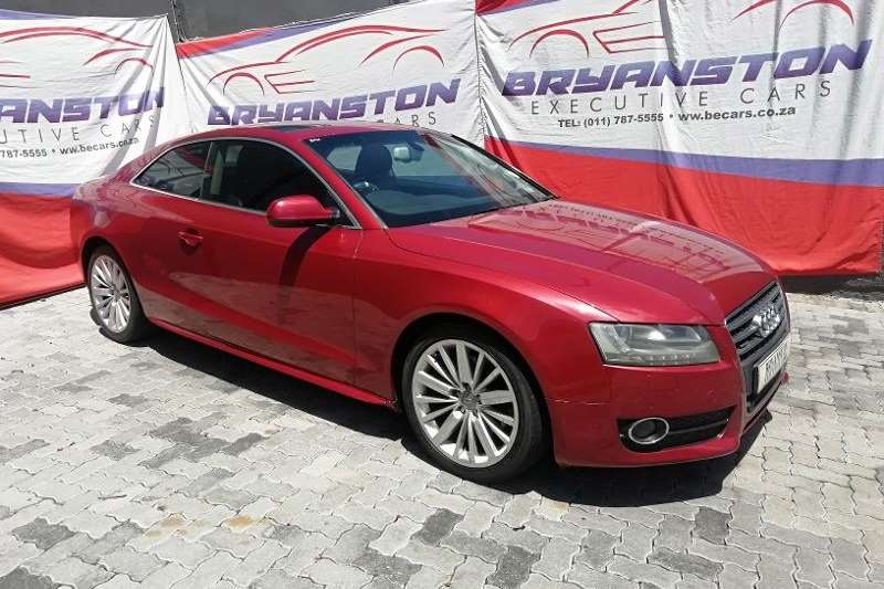 Used 2011 Audi A5 Coupe