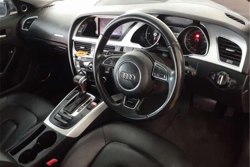 Audi A5 coupe 3.0TDI quattro 2015