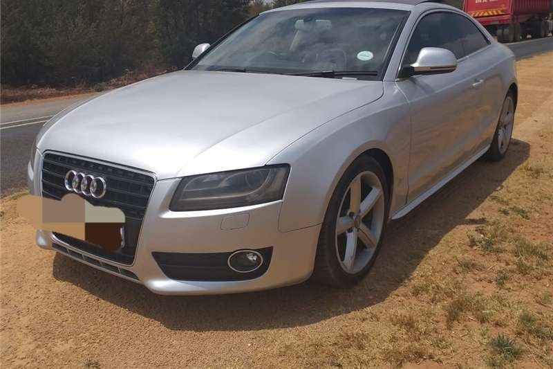 Audi A5 Coupe A5 2.0 TDI STRONIC 2008