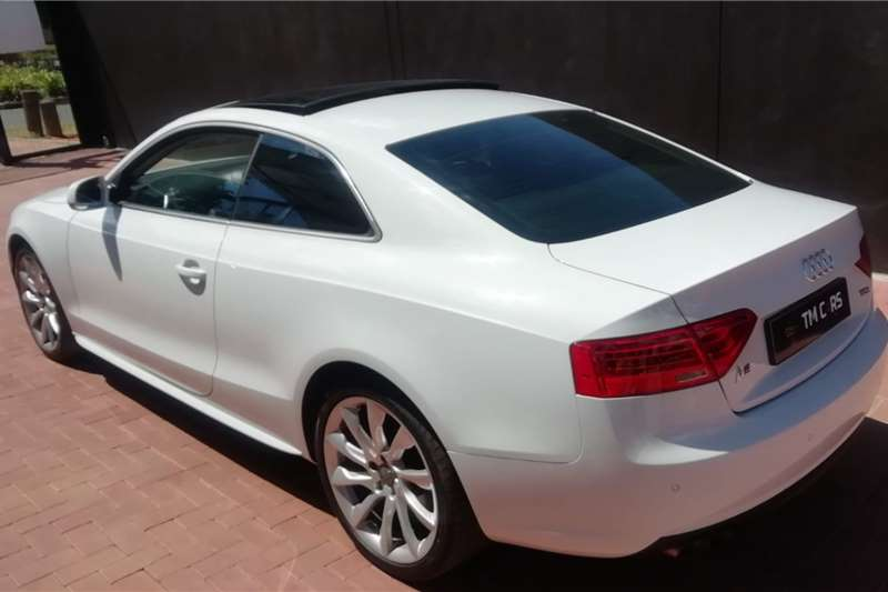 Used 2013 Audi A5 Coupe A5 2.0 TDI STRONIC
