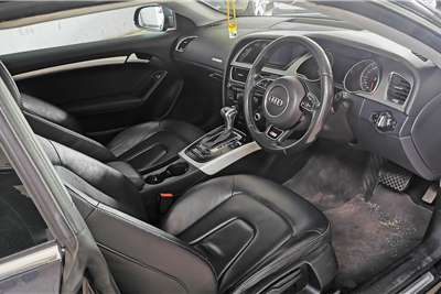 Audi A5 Coupe A5 2.0 TDI STRONIC 2013