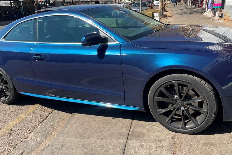 2013 Audi A5 coupe A5 2.0 TDI STRONIC