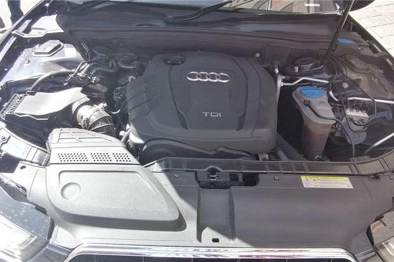 Audi A5 Coupe A5 2.0 TDI STRONIC 2015