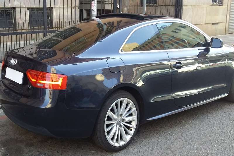 Used 2015 Audi A5 Coupe A5 2.0 TDI STRONIC SPORT