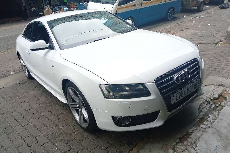 Used 2010 Audi A5 Coupe A5 2.0T FSI S STRONIC (40 TFSI)