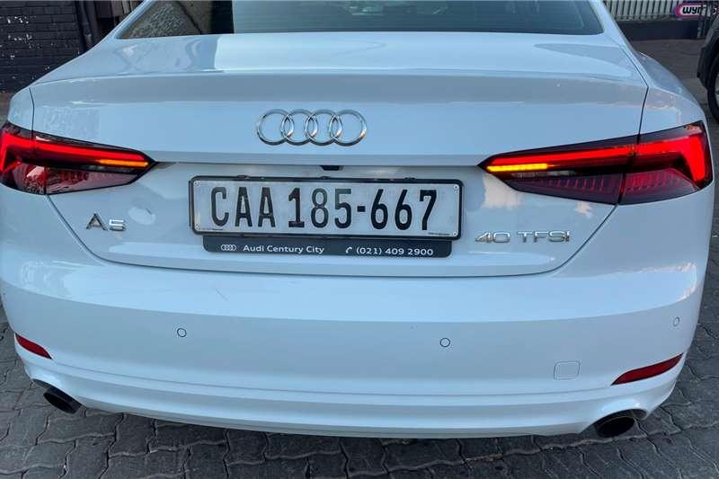 2020 Audi A5 coupe A5 2.0T FSI S STRONIC (40 TFSI)