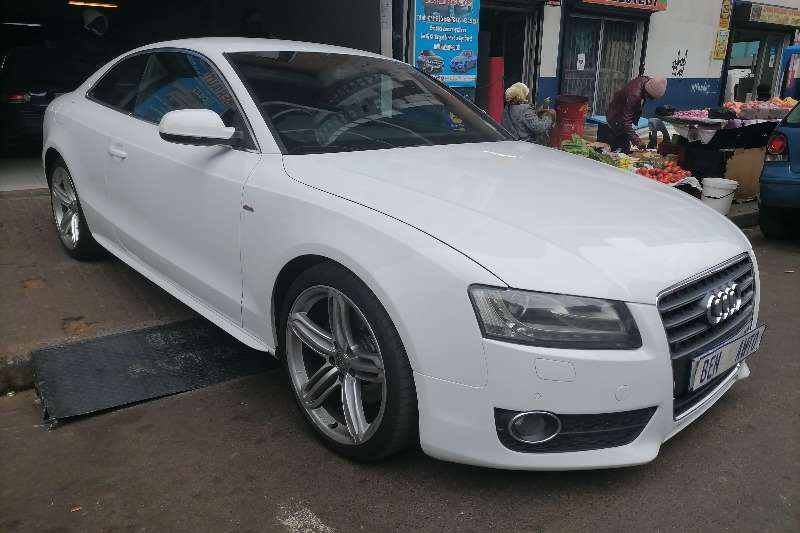 Used 2010 Audi A5 Coupe A5 2.0T FSI S STRONIC S LINE (40 TFSI)
