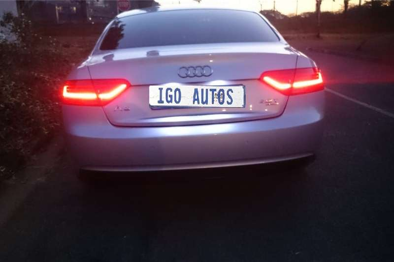 Audi A5 Coupe A5 2.0T FSI STRONIC 2012