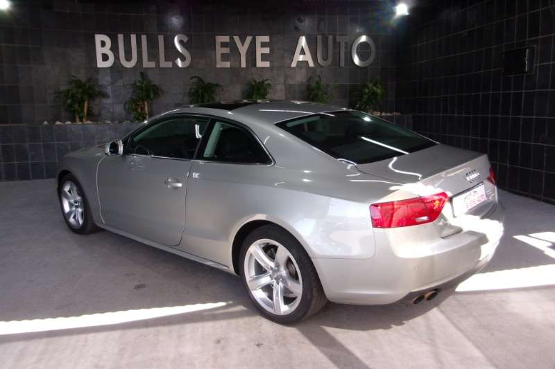 Audi A5 Coupe A5 2.0T FSI STRONIC 2013