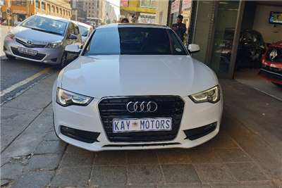 Audi A5 Coupe A5 2.0T FSI STRONIC SPORT 2013