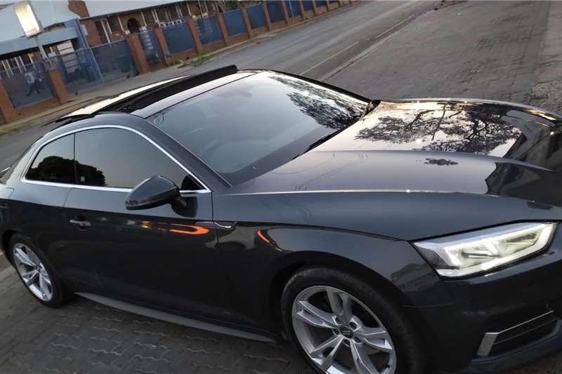 Audi A5 Coupe A5 2.0T FSI STRONIC SPORT 2018