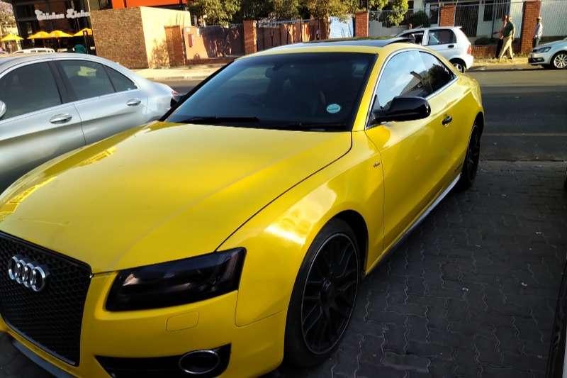 Audi A5 Coupe A5 2.0T FSI STRONIC SPORT QUATTRO (185KW) 2011