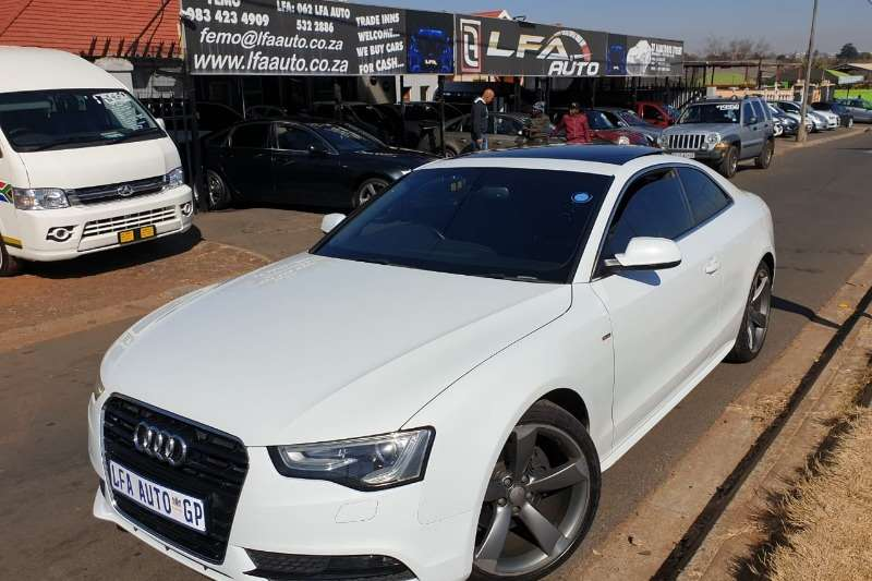 2015 Audi A5 coupe A5 2.0 TDI STRONIC