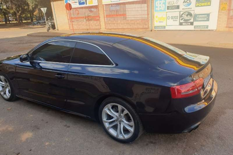 2010 Audi A5 coupe A5 2.0T FSI STRONIC