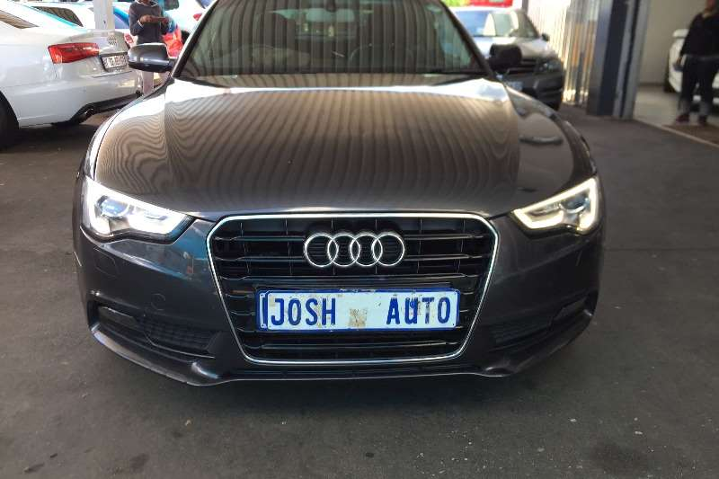 2014 Audi A5 coupe A5 2.0T FSI STRONIC