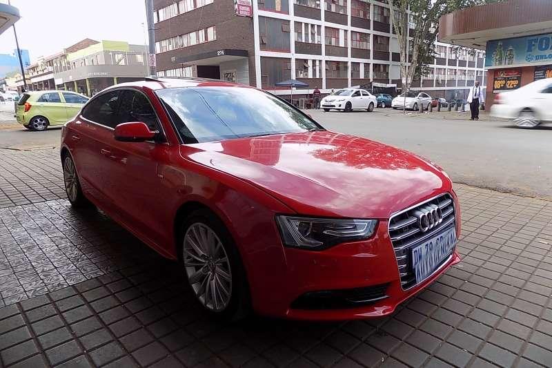 2015 Audi A5 cabriolet 3.0TDI quattro