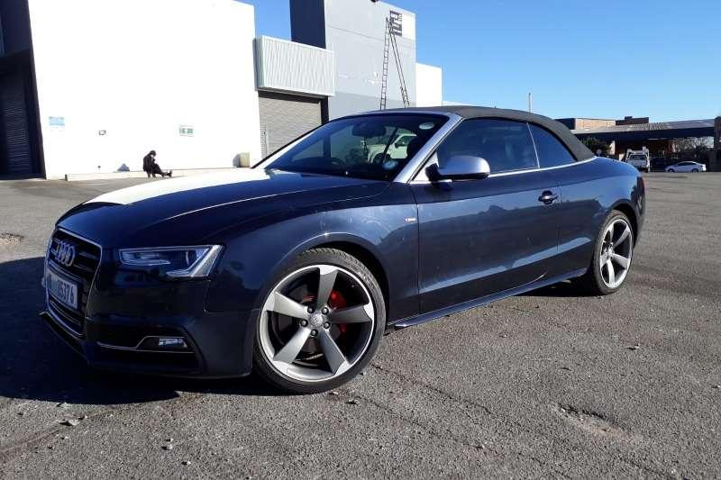 2013 Audi A5 cabriolet 2.0T