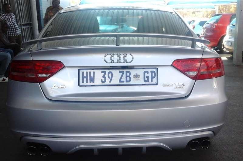 2011 Audi A5 cabriolet 3.0TDI quattro