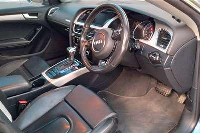 2015 Audi A5 Sportback A5 SPORTBACK 2.0 TDI STRONIC SPORT