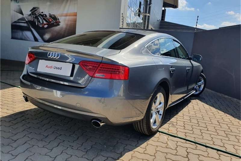 Audi A5 A5 Sportback 2.0T for sale in Gauteng | Auto Mart