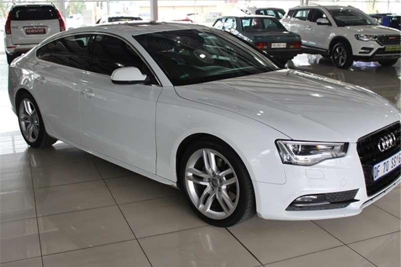 Audi A5 Sportback 2.0T 2014