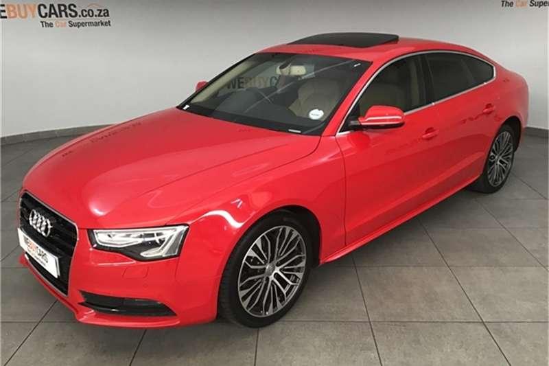 Audi A5 Sportback 2.0T quattro 2013
