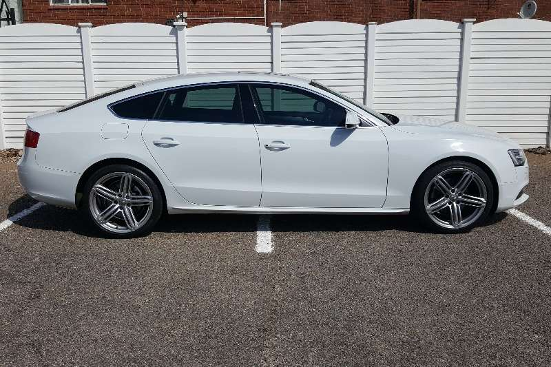 Used 2015 Audi A5 Sportback 2.0TDI
