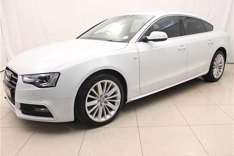 Audi A5 A5 Sportback 2.0TDI for sale in Gauteng | Auto Mart