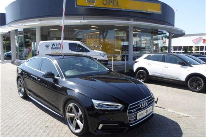 Audi A5 Sportback 2.0TDI quattro sport 2018