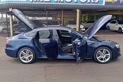 Used 2013 Audi A5 Sportback 2.0TDI quattro sport S line sports