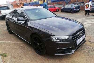 Audi A5 A5 Sportback 2.0TDI sport S line sports for sale ...