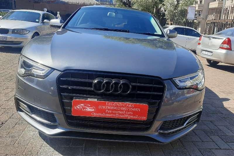Used 2015 Audi A5 Sportback 2.0TDI sport S line sports