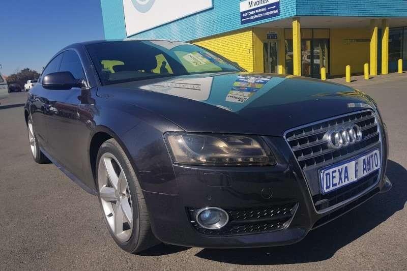 Audi A5 Sportback 2.0TFSI 2011