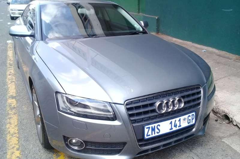 Audi A5 Sportback 2.0TFSI auto 2010