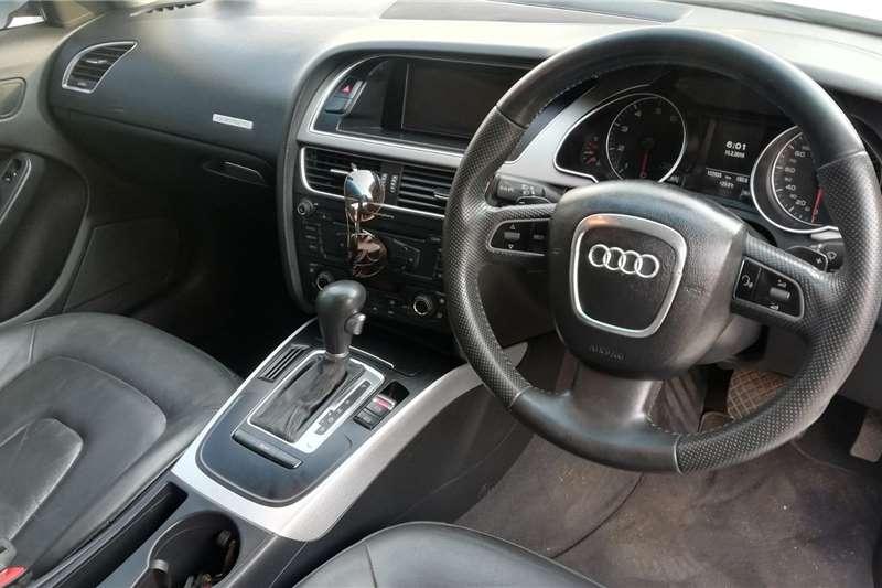 Audi A5 Sportback 2.0TFSI quattro 2012