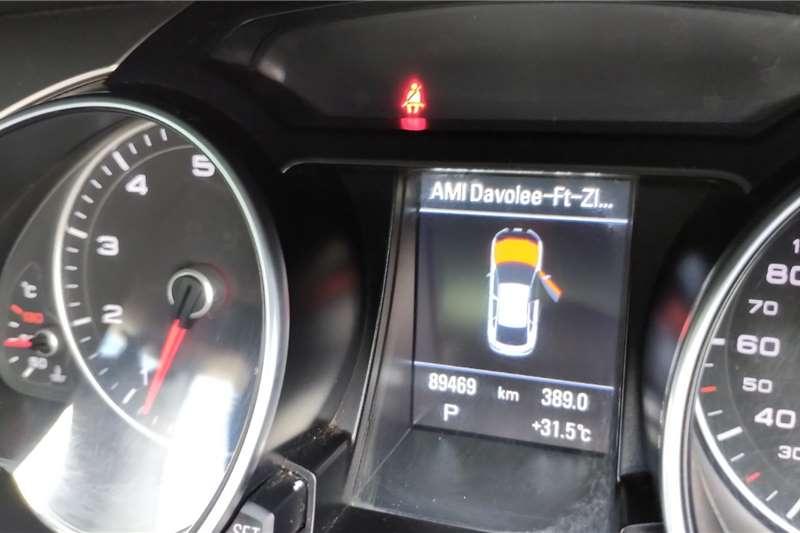 Audi A5 Sportback 2.0TFSI quattro 2013