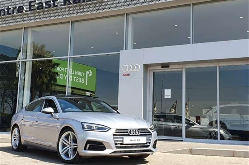 Audi A5 Automatic Cars For Sale In South Africa Auto Mart
