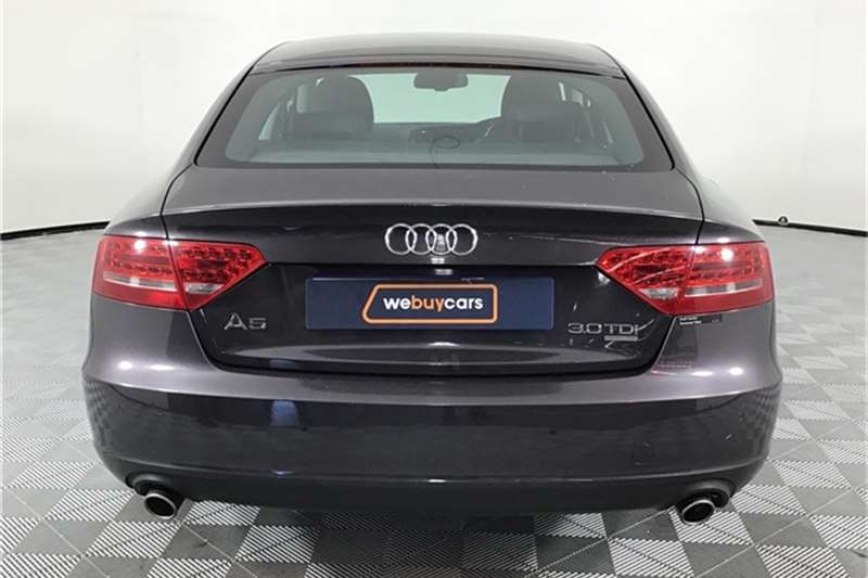 Audi A5 Sportback 3.0TDI quattro 2010